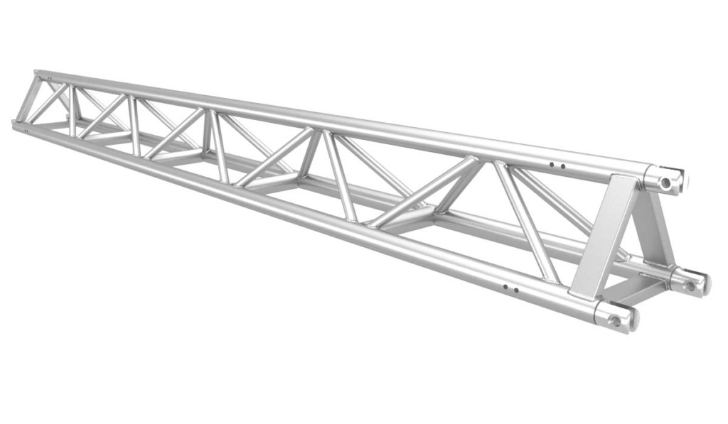 12 inch Triangle Steel Forkend Truss
