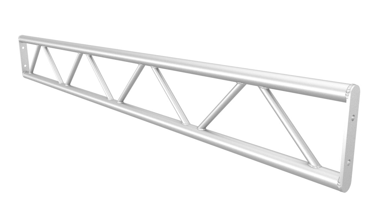 "12"" Utility Ladder Bolt Truss"