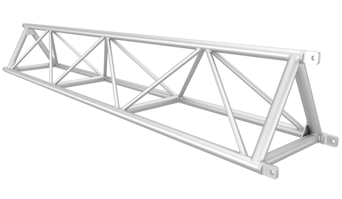 "20"".5 Triangle Utility Forkend Aluminum Truss"