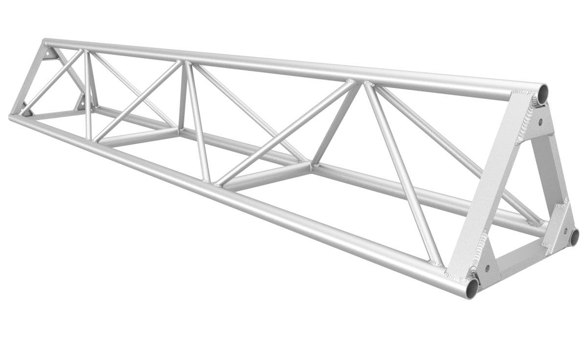 "20.5"" Utility Boltplate Triangle Truss"