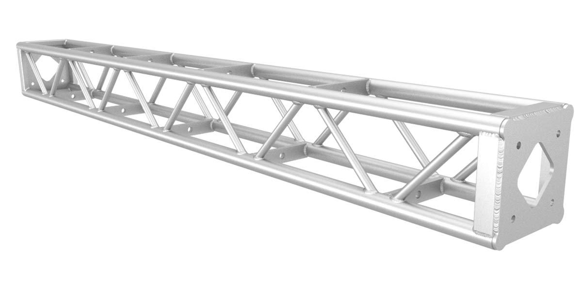 12″ x 12″ Protective Bolt Plate Utility Truss (patent pending)