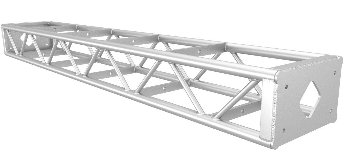 12″ x 18″ Protective Bolt Plate Utility Truss (patent pending)
