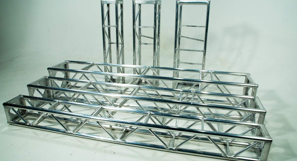 Protective Bolt Plate Box Truss