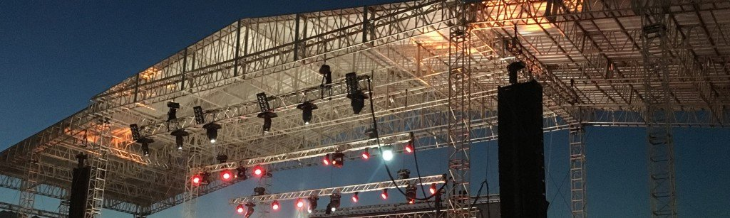 Lighting & Stage Truss Manufacturing | Xtreme Structures
