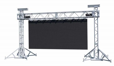 Goal Post Truss Systems - LED Screen