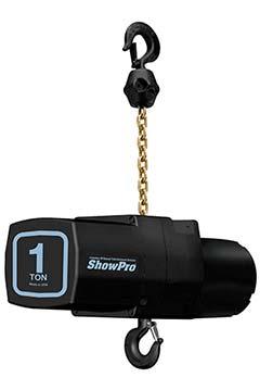 CM SHowpro Chain Hoists