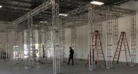 Truss for Dallas Fitness Center