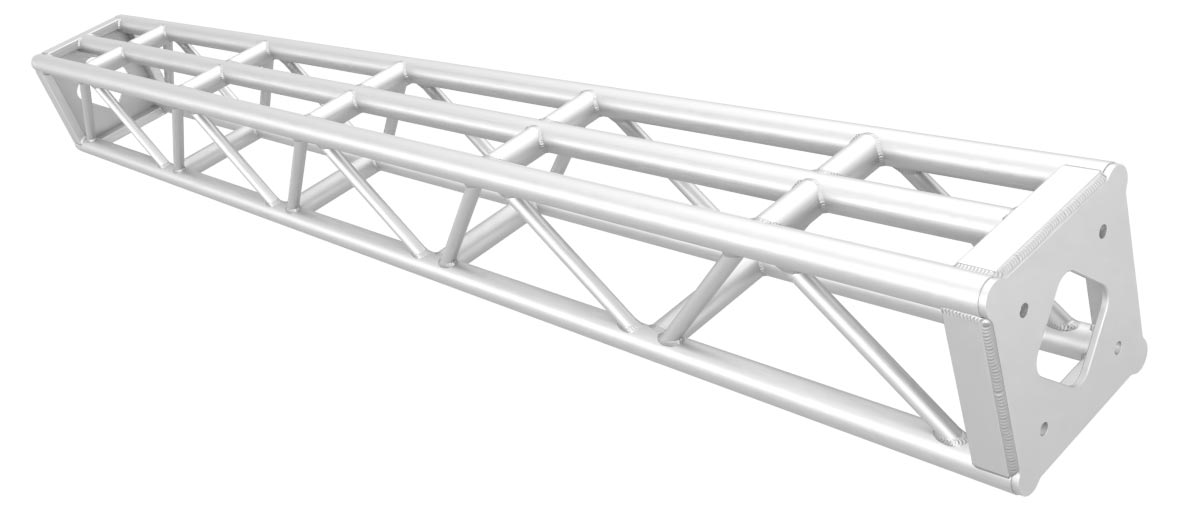 12 x12 5th Chord Truss - Rig from Top