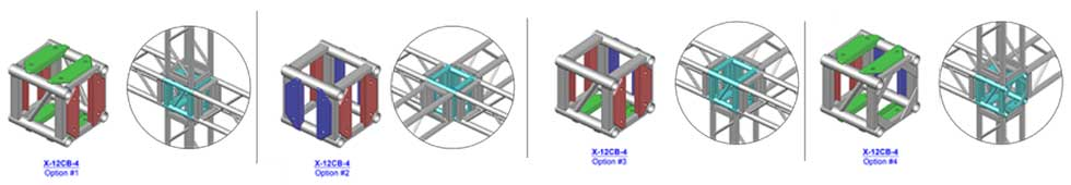 Corner Block Configurations