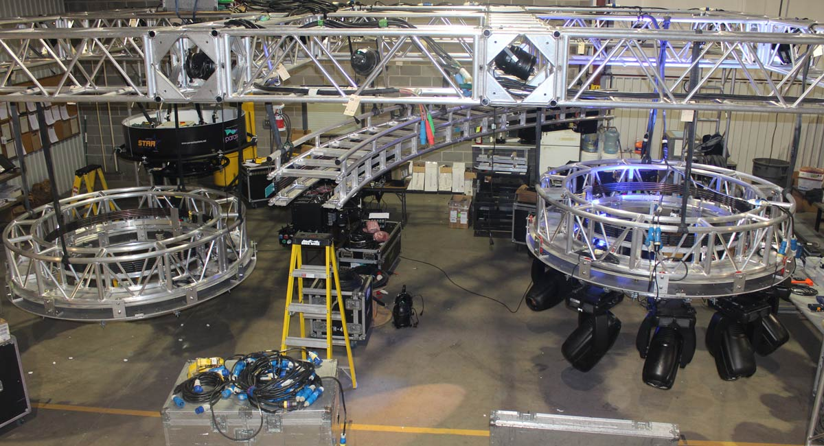 Truss Test Fit Facility