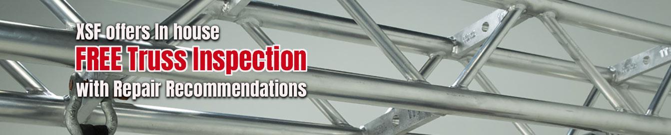Free Truss Inspection