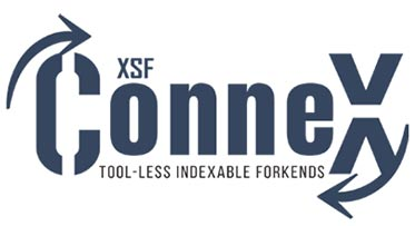 ConneX - tool-less Forkends