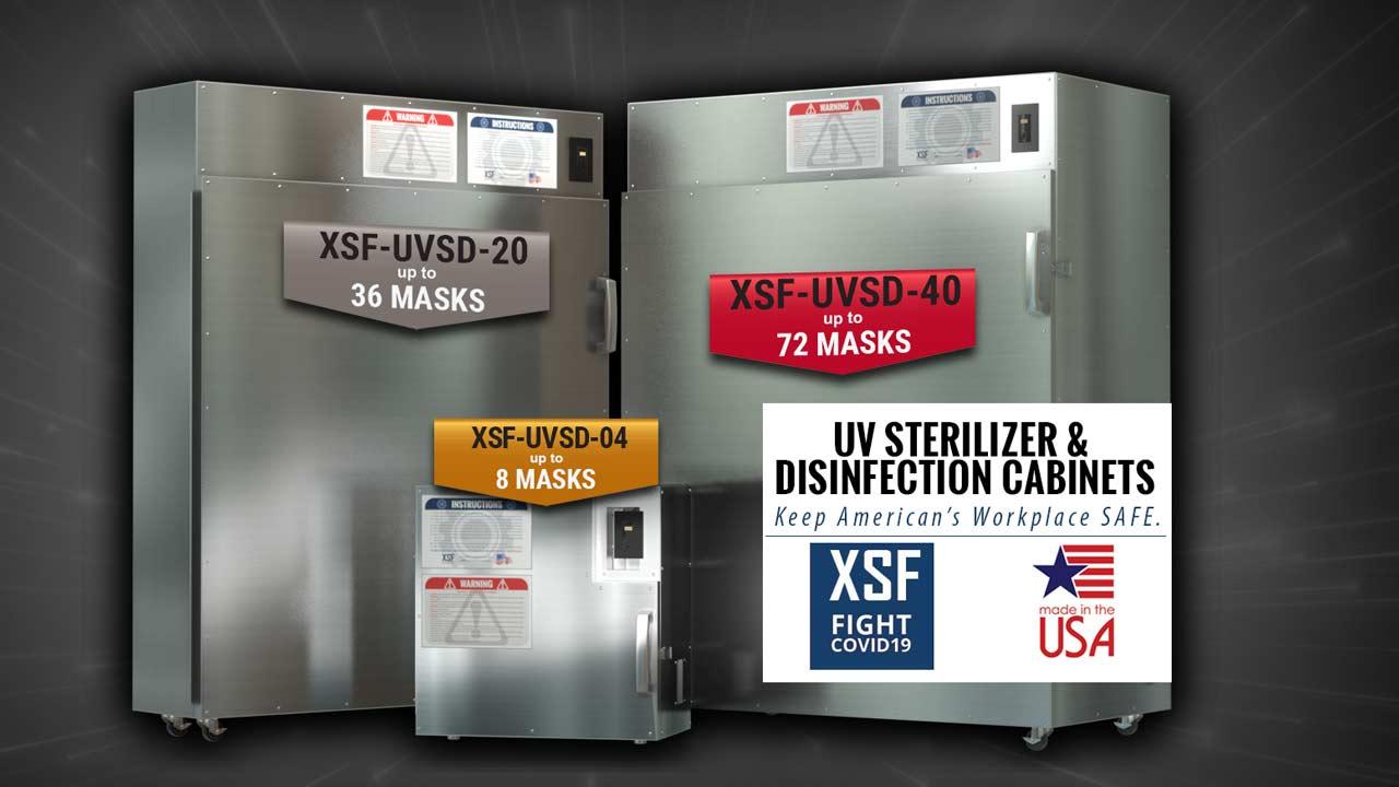 UV STERILIZER & DISINFECTION CABINETS