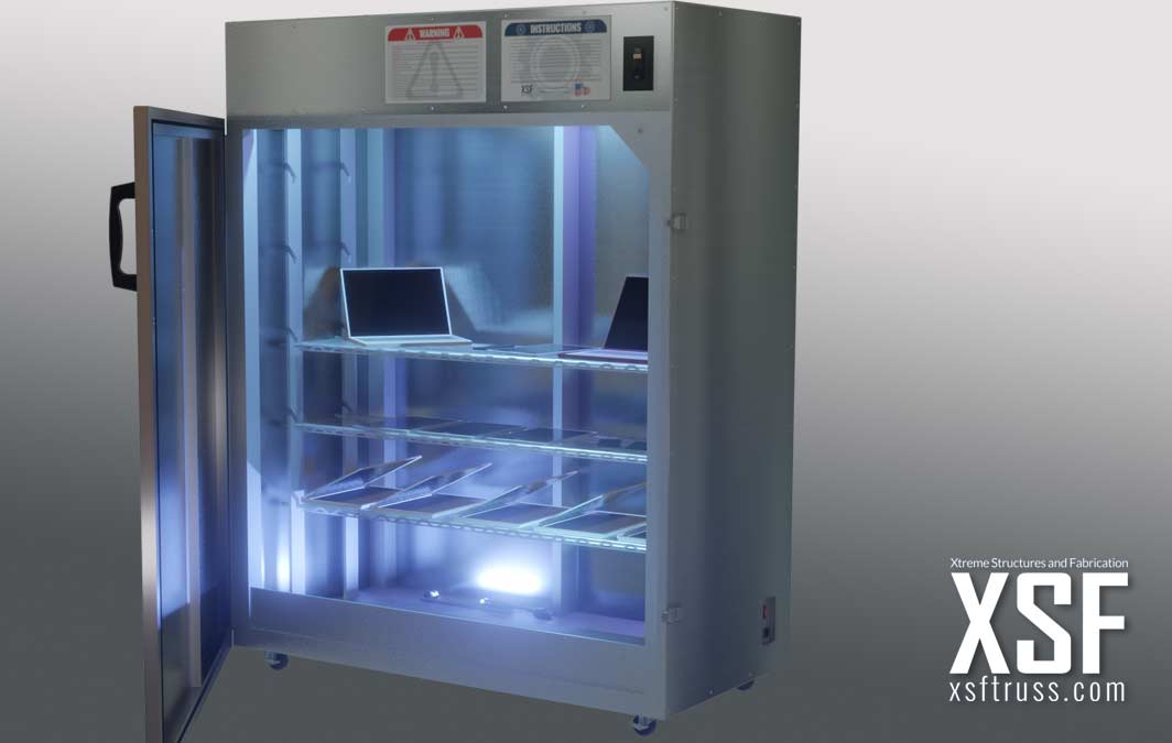 Large Disinfection Cabinet